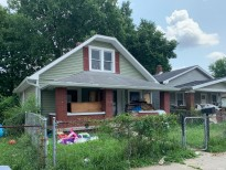 1417 S Kappes St. Indianapolis IN 46221 Rainbow Realty Group Indianapolis IN 46219 (317)-357-4000